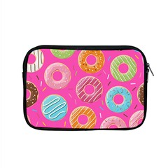 Doughnut Bread Donuts Pink Apple Macbook Pro 15  Zipper Case by Mariart