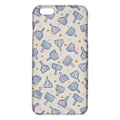 Glass Polka Circle Blue Iphone 6 Plus/6s Plus Tpu Case by Mariart