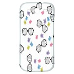 Glasses Bear Cute Doll Animals Samsung Galaxy S3 S III Classic Hardshell Back Case Front
