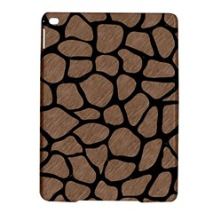 Skin1 Black Marble & Brown Colored Pencil Apple Ipad Air 2 Hardshell Case by trendistuff