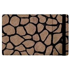 Skin1 Black Marble & Brown Colored Pencil Apple Ipad Pro 9 7   Flip Case by trendistuff