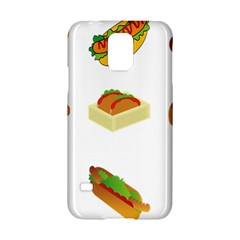 Hot Dog Buns Sauce Bread Samsung Galaxy S5 Hardshell Case  by Mariart