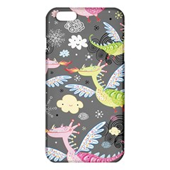 Dragonfly Animals Dragom Monster Fair Cloud Circle Polka Iphone 6 Plus/6s Plus Tpu Case by Mariart