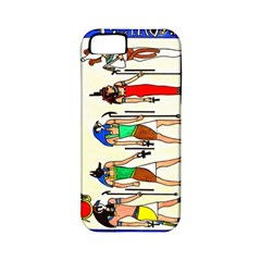 Ancient Egyptian Gods Apple Iphone 5 Classic Hardshell Case (pc+silicone) by retz