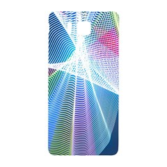 Light Means Net Pink Rainbow Waves Wave Chevron Green Blue Sky Samsung Galaxy Alpha Hardshell Back Case by Mariart