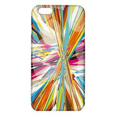 Illustration Material Collection Line Rainbow Polkadot Polka iPhone 6 Plus/6S Plus TPU Case