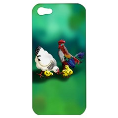 Chickens Phone Cases Apple Iphone 5 Hardshell Case
