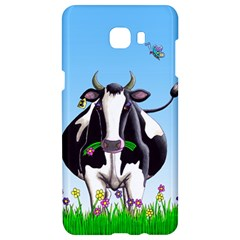 Dairy Cow Samsung C9 Pro Hardshell Case