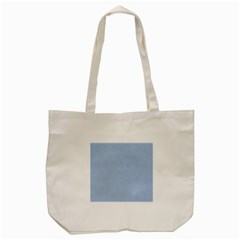 Seamless Lines Concentric Circles Trendy Color Heavenly Light Airy Blue Tote Bag (cream) by Mariart