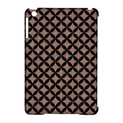 Circles3 Black Marble & Brown Colored Pencil (r) Apple Ipad Mini Hardshell Case (compatible With Smart Cover) by trendistuff