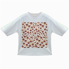 Pine Cones Pattern Infant/toddler T Shirts