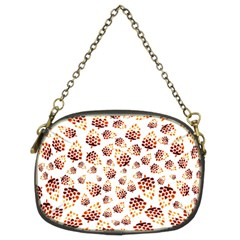 Pine Cones Pattern Chain Purses (two Sides)  by Mariart