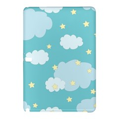 Stellar Cloud Blue Sky Star Samsung Galaxy Tab Pro 12 2 Hardshell Case by Mariart
