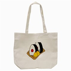 Sushi Food Japans Tote Bag (cream) by Mariart