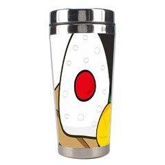 Sushi Food Japans Stainless Steel Travel Tumblers by Mariart