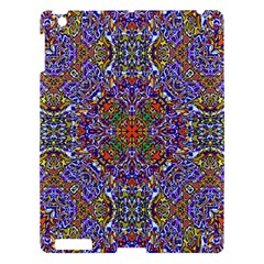 Oriental Pattern 01a Apple Ipad 3/4 Hardshell Case by MoreColorsinLife