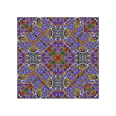Oriental Pattern 01a Acrylic Tangram Puzzle (4  X 4 ) by MoreColorsinLife