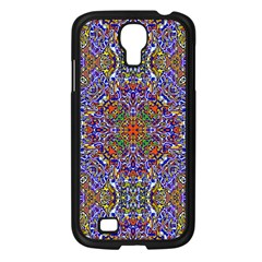 Oriental Pattern 01a Samsung Galaxy S4 I9500/ I9505 Case (black) by MoreColorsinLife