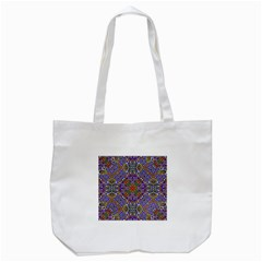 Oriental Pattern 01a Tote Bag (white) by MoreColorsinLife