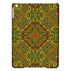 Oriental Pattern 01b Ipad Air Hardshell Cases by MoreColorsinLife