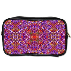Oriental Pattern 01c Toiletries Bags by MoreColorsinLife