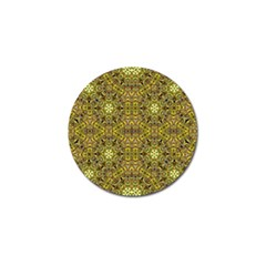 Oriental Pattern 02a Golf Ball Marker (10 Pack) by MoreColorsinLife
