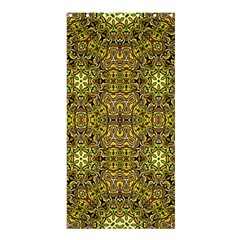 Oriental Pattern 02a Shower Curtain 36  X 72  (stall)  by MoreColorsinLife