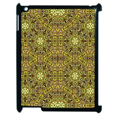 Oriental Pattern 02a Apple Ipad 2 Case (black) by MoreColorsinLife