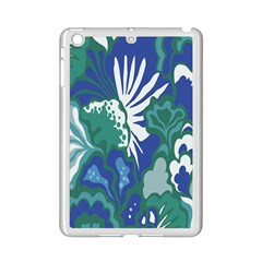 Tropics Leaf Bluegreen Ipad Mini 2 Enamel Coated Cases by Mariart
