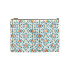 Star Sign Plaid Cosmetic Bag (medium)  by Mariart