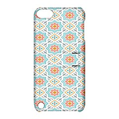 Star Sign Plaid Apple Ipod Touch 5 Hardshell Case With Stand by Mariart