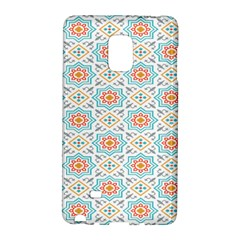Star Sign Plaid Galaxy Note Edge by Mariart