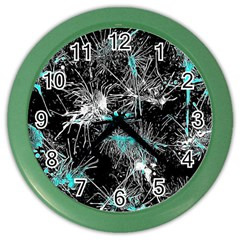 Color Fun 03a Color Wall Clocks by MoreColorsinLife