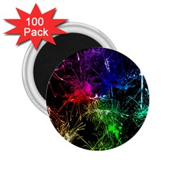 Color Fun 03b 2 25  Magnets (100 Pack)  by MoreColorsinLife
