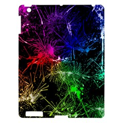 Color Fun 03b Apple Ipad 3/4 Hardshell Case by MoreColorsinLife