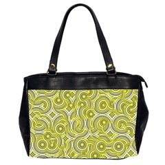 Broken Pattern D Office Handbags (2 Sides)  by MoreColorsinLife