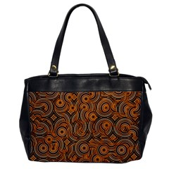 Broken Pattern A Office Handbags by MoreColorsinLife