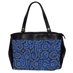 Broken Pattern C Office Handbags (2 Sides)  by MoreColorsinLife