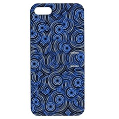 Broken Pattern C Apple Iphone 5 Hardshell Case With Stand by MoreColorsinLife