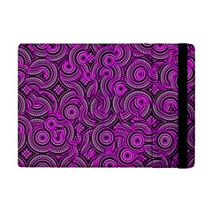 Broken Pattern B Ipad Mini 2 Flip Cases by MoreColorsinLife