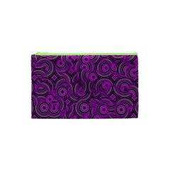 Broken Pattern B Cosmetic Bag (xs) by MoreColorsinLife