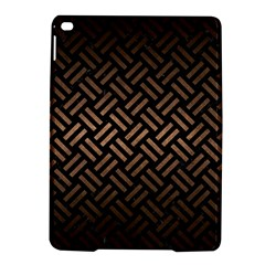 Woven2 Black Marble & Bronze Metal Apple Ipad Air 2 Hardshell Case by trendistuff