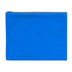 Azure Cosmetic Bag (xl) by SimplyColor
