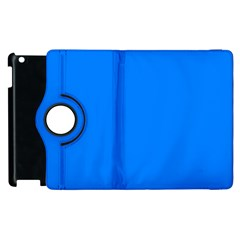 Azure Apple Ipad 2 Flip 360 Case by SimplyColor