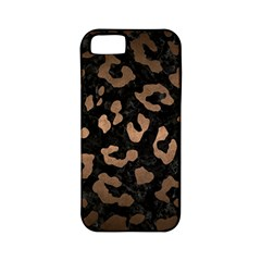 Skin5 Black Marble & Bronze Metal (r) Apple Iphone 5 Classic Hardshell Case (pc+silicone) by trendistuff