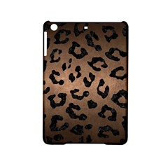 Skin5 Black Marble & Bronze Metal Apple Ipad Mini 2 Hardshell Case by trendistuff