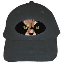Cat  Black Cap