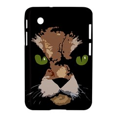 Cat  Samsung Galaxy Tab 2 (7 ) P3100 Hardshell Case