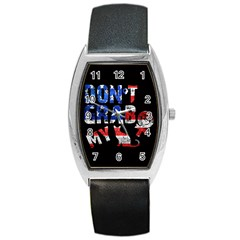 Dont Grab My Barrel Style Metal Watch by Valentinaart