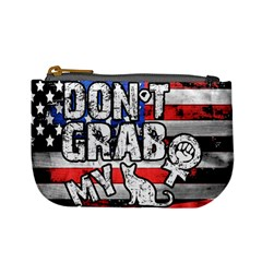 Dont Grab My Mini Coin Purses by Valentinaart